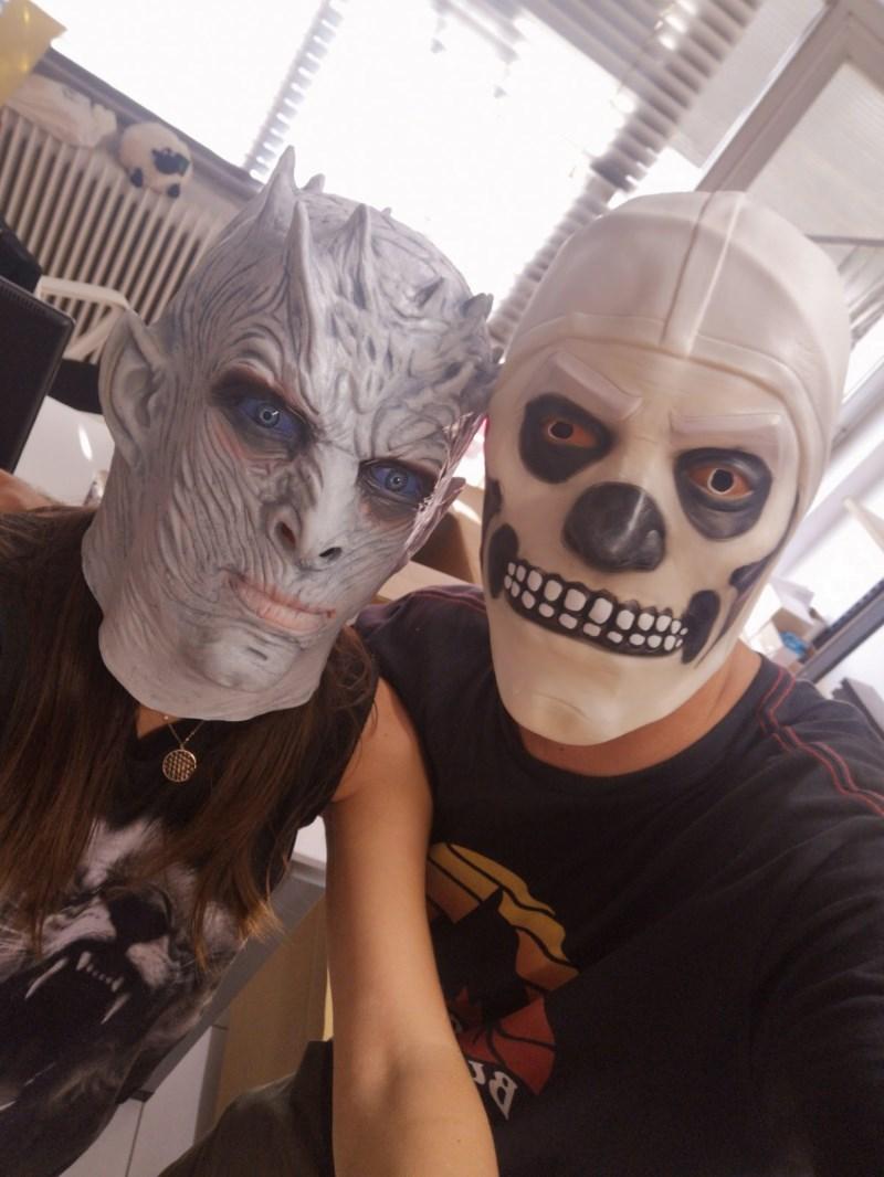 Night King + Skull Trooper