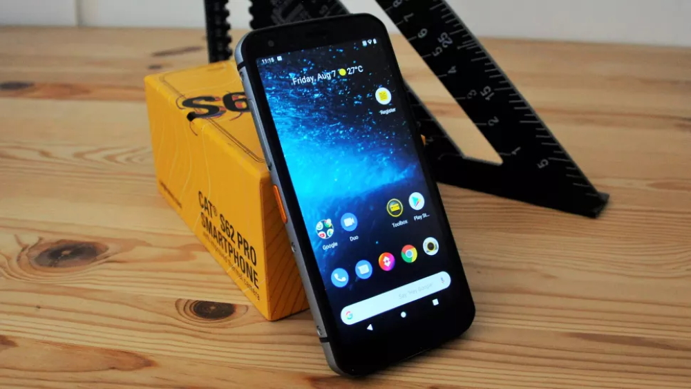 Cat S62, το πιο premium rugged ανθεκτικό τηλέφωνο!