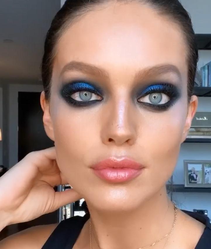 Makeup Summer Blues