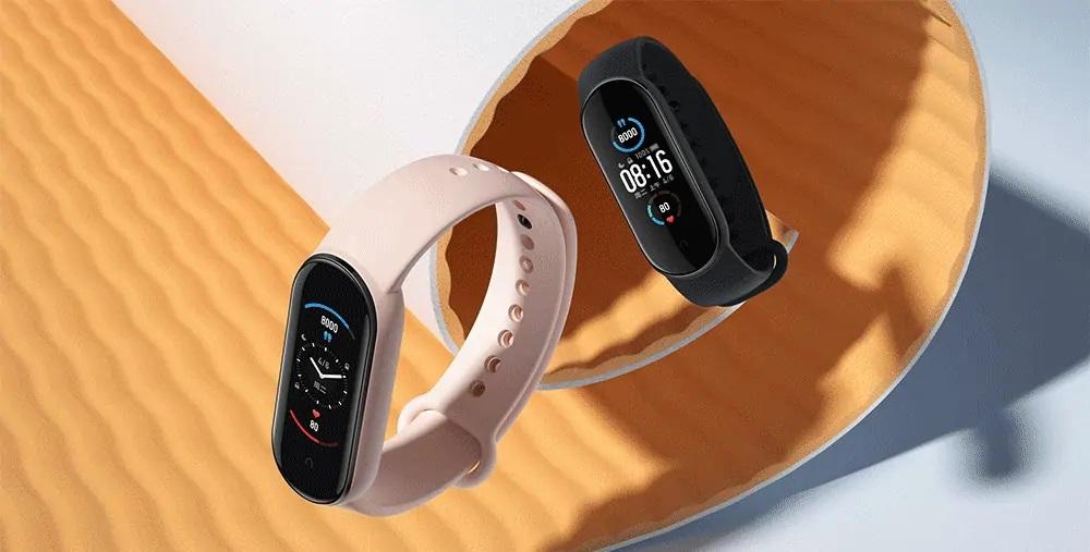 Xiaomi Mi Band 5 Smart Activity Tracker Global