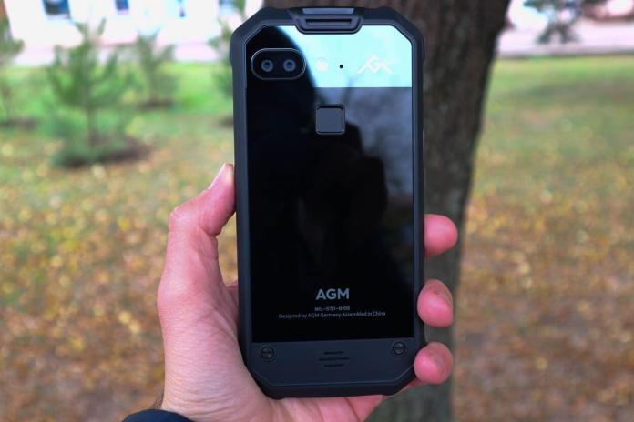 Ανθεκτικό Smartphone AGM X2 SE