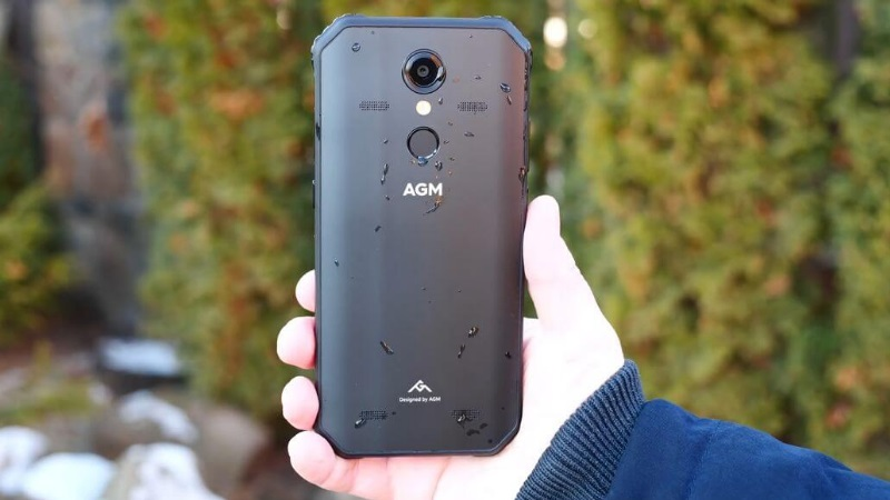 AGM A9 - Κορυφαίο Rugged Smartphone του 2019