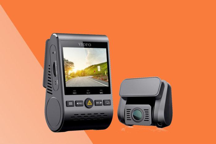 Viofo A129 Duo - Διπλή κάμερα αυτοκινήτου