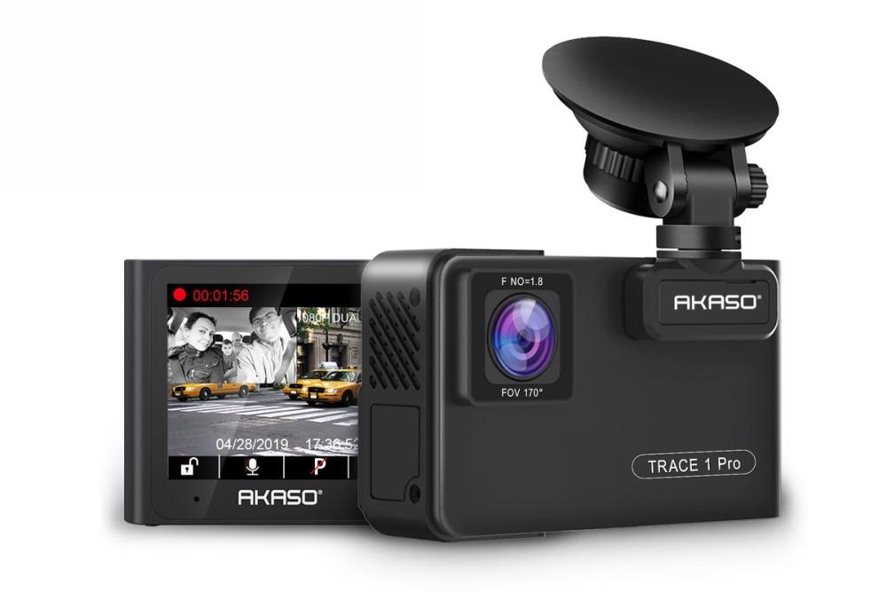 Κάμερα Αυτοκινήτου Akaso Trace 1 Pro