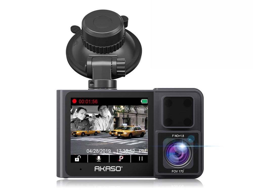 Σχεδιασμός Κάμερας Αυτοκινήτου Akaso Trace 1