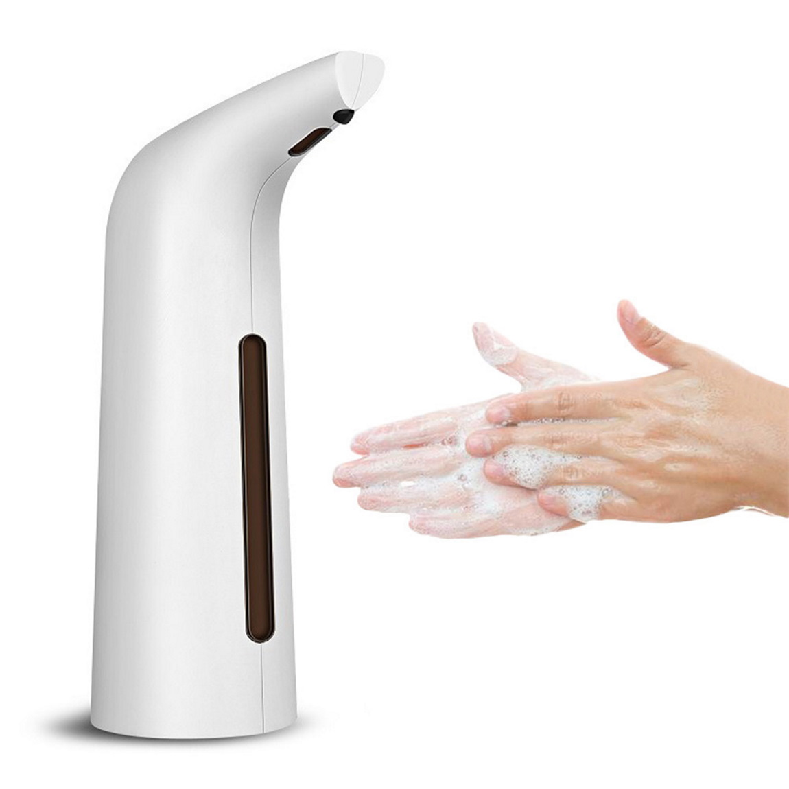 Automatic Soap Dispenser - Αυτόματος Διαμοιραστής Σαπουνιού απλότητα και χρηστικότητα