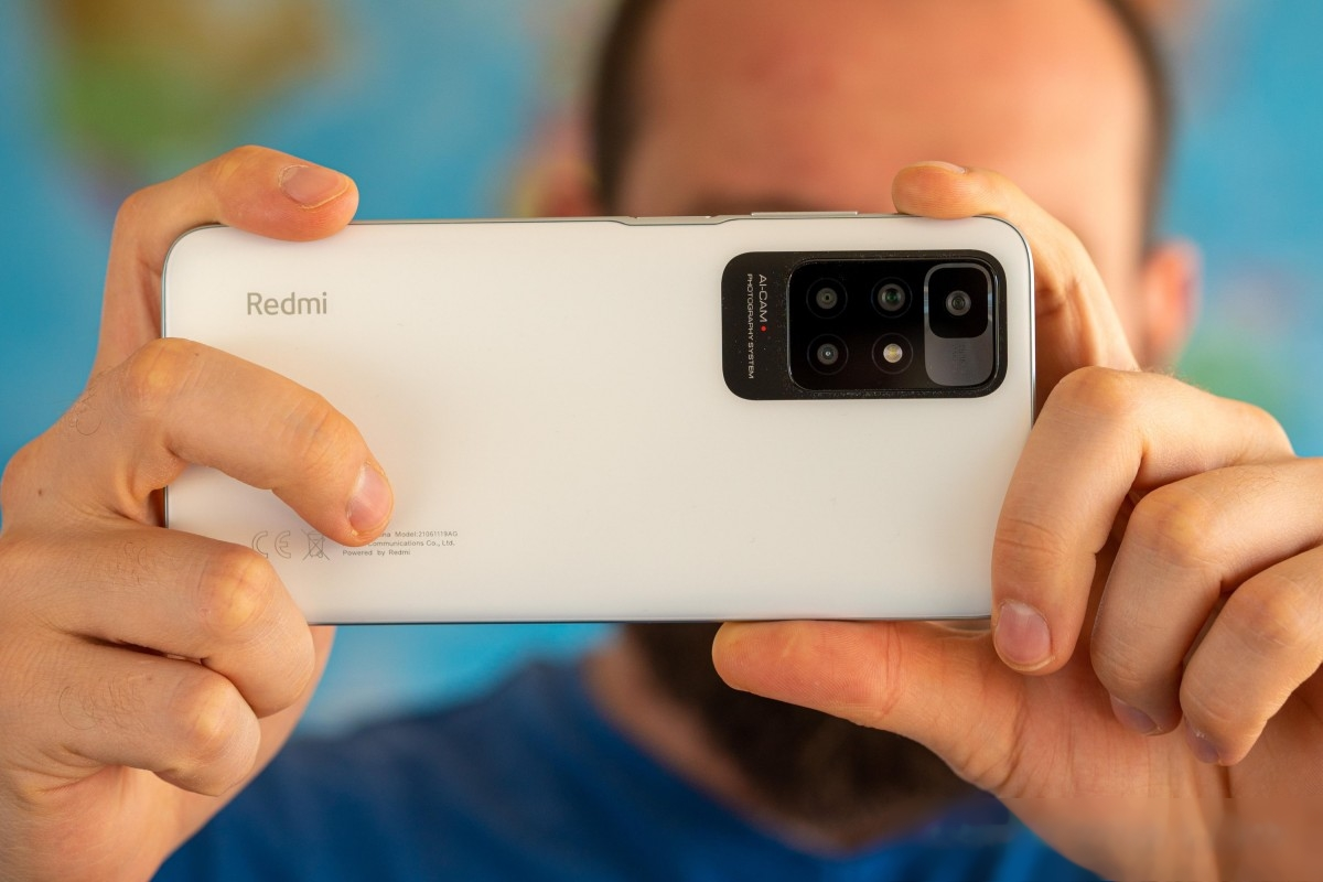 Κάμερα του Redmi 10